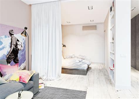 raumteiler fuer schlafzimmer  ideen zur abgrenzung