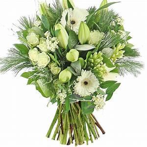 Bouquet De Fleurs : livraison bouquet neige bouquet de fleurs foliflora ~ Teatrodelosmanantiales.com Idées de Décoration