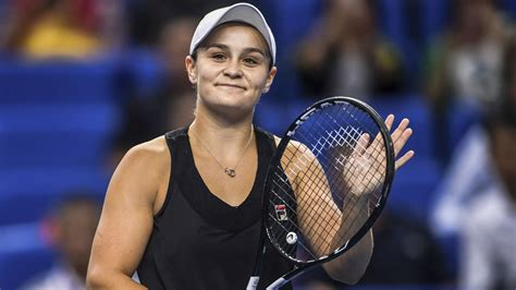 wta elite trophy ash barty wins title career high rank