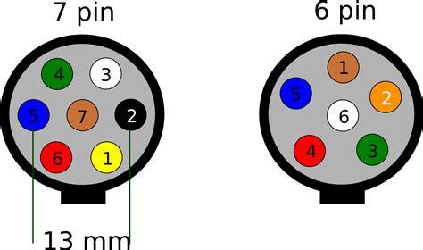 7 pin wiring diagram trailer wiring diagrams