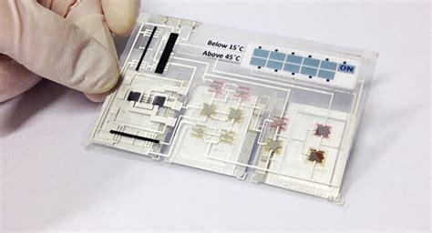 Recent Developments Printed Electronics The