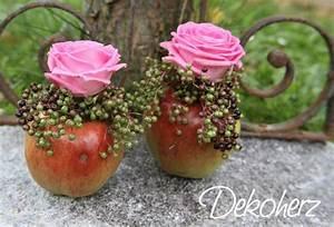 Sommer Deko Basteln : tischdeko pinterest vase and deko ~ Eleganceandgraceweddings.com Haus und Dekorationen