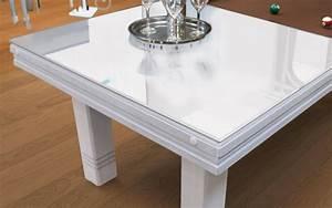 Verre Pour Table : billard table en verre ou en bois pour billards toulet ~ Teatrodelosmanantiales.com Idées de Décoration