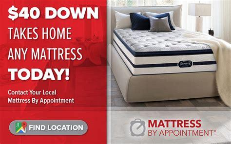 mattress  appointment bypass high retail markups save