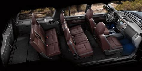 ford expedition interior 2016 ford expedition overview the news wheel
