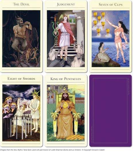 mythic tarot deck book set image gallery mythic tarot