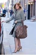 Kirstie Alley     Leaving The Today Show in New York City  January      Kirstie Alley