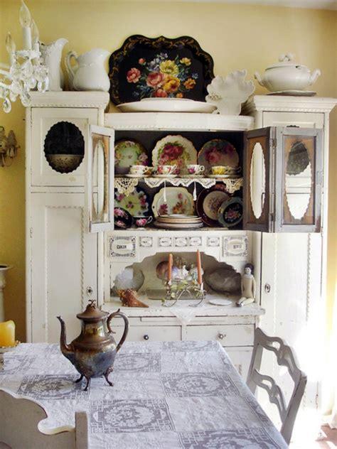 shabby chic dining room cabinets shabby chic decor hgtv