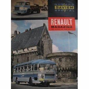 Renault Suresnes : renault magazine du 4e trimestre 1960 n sp cial saviem usines de blainville annonay saint ~ Gottalentnigeria.com Avis de Voitures