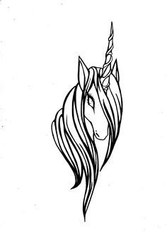Unicorn Drawing Easy | unicorn in 2019 | Unicorn coloring pages, Unicorn drawing, Easy coloring