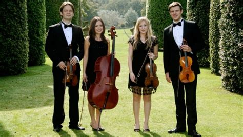 The Manchester String Quartet To Hire For Weddings & Events