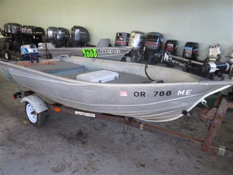 1973 Monark Fishing Boat by Valco Boats For Sale