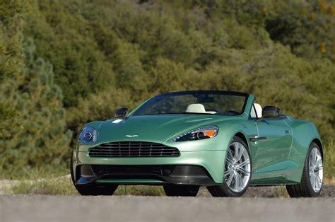 2014 Aston Martin Vanquish Reviews And Rating