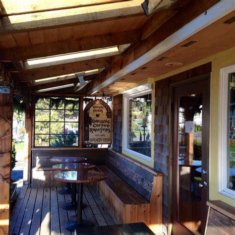 Organic coffee roasted on the oregon coast. Sleepy Monk - Cannon Beach Oregon coffee shop | Cannon ...