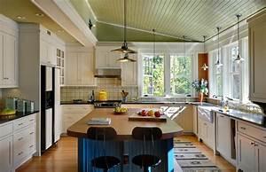 Summer Lake House - Farmhouse - Kitchen - burlington - by