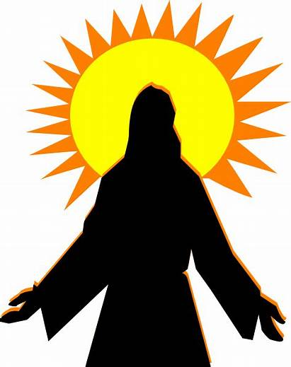 Sunrise Clipart Faith Arise Clip Rise Sun