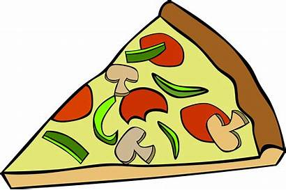 Pizza Slice Clip Clipart Lunch Dinner Pepperoni