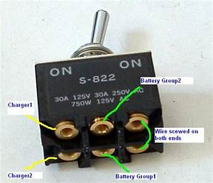 Comfort Blog  Dpdt Switch