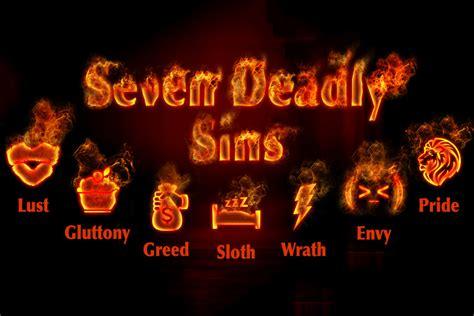 The Seven Deadly Sin Aesthetics On We Heart It