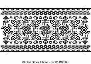 Clip art vector of turkish carpet vector turkish carpet for Drawing of carpet design