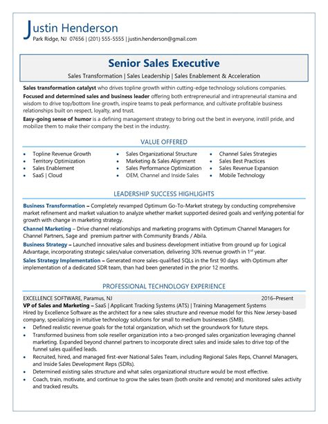 Narrative Resume Sles by Resume Sles