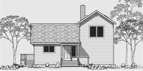 tiny house plans  bedroom house plans small house plans