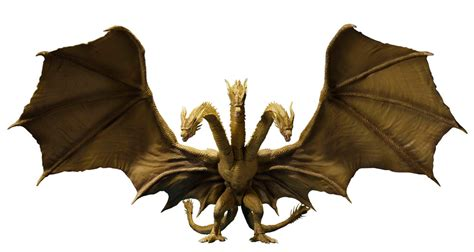 Godzilla 2019 King Of The Monsters King Ghidorah S.h