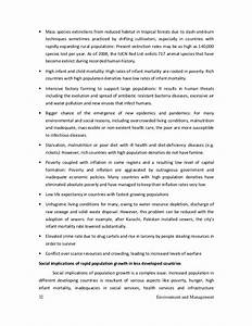 Cause And Effect Essay Topics For High School Population Essay In English Wikipedia English Thesis Example Essay also University English Essay Population Essay In English Green Architecture Essay Population  High School Essay Examples