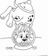 Aquarium Coloring Pages 7ed6 Dalmatian Fish Printable Seuss Dr Clip Cat Library Popular sketch template