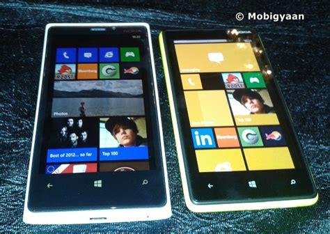 pricing availability of nokia lumia 920 lumia 820 announced for europe and russia