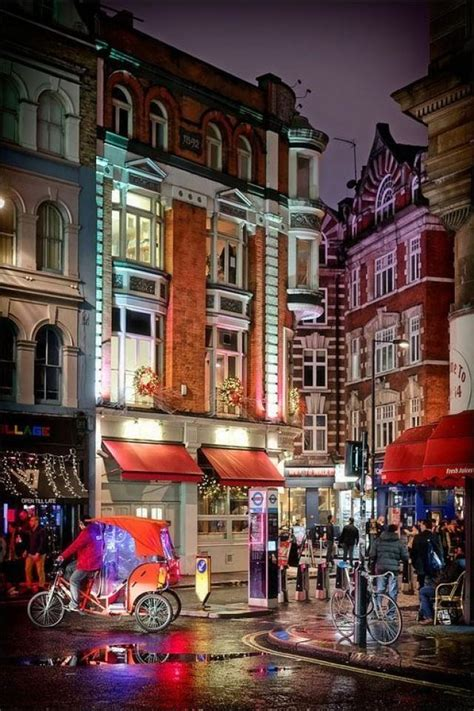 Honeymoon   Soho ~ London, England #2049865   Weddbook