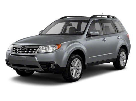 2010 Subaru Forester Values- Nadaguides