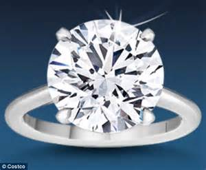 wedding rings costco is costco the new cartier 6 77 carat engagement ring goes on sale at discount retailer