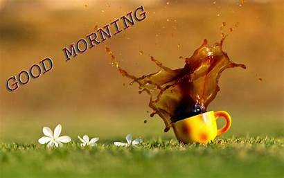 Morning Wallpapers Sms Nature Tea Coffee Cup