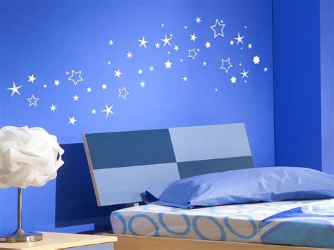 Wandtattoo Kinderzimmer Himmel by Wandtattoo Sternenhimmel Set Wandtattoo De