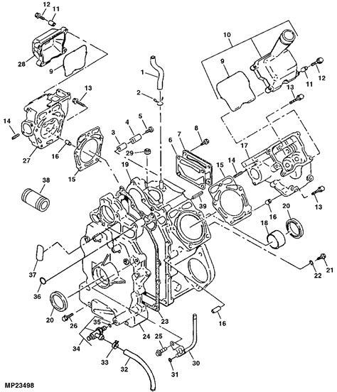 Deere 750c Wiring Diagram by Deere 445 Engine Diagram Wiring Diagram