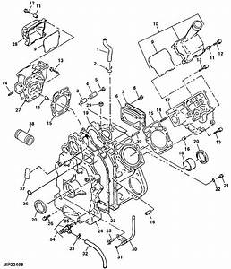 John Deere Zero Turn Mower Parts Diagram