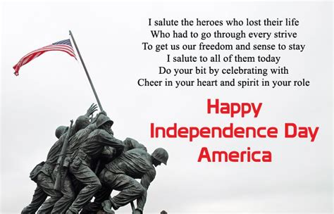 Happy Independence Day America Wishes, 4th of July ...