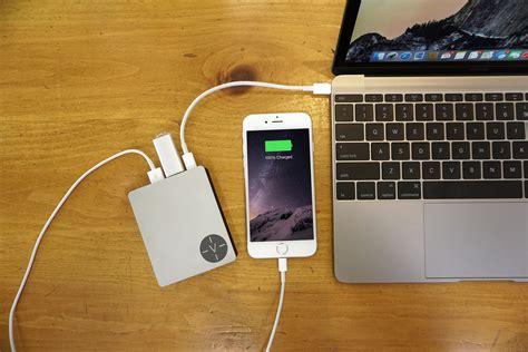 Voltus Portable Macbook Charger Hypebeast