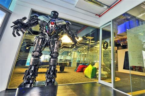 googles singapore facility cuts waste  machine learning dcd