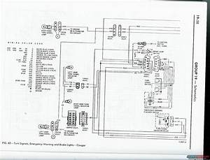 68 Cougar Turn Signal Switch Wiring Diagram