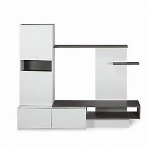 Grand Meuble De Rangement : 1000 ideas about meuble tv avec rangement on pinterest ~ Teatrodelosmanantiales.com Idées de Décoration