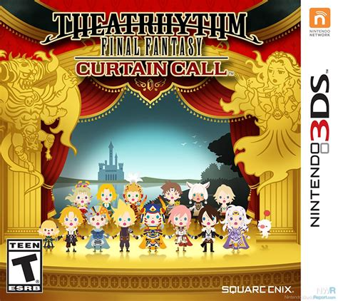 theatrhythm curtain call theatrhythm curtain call on preview