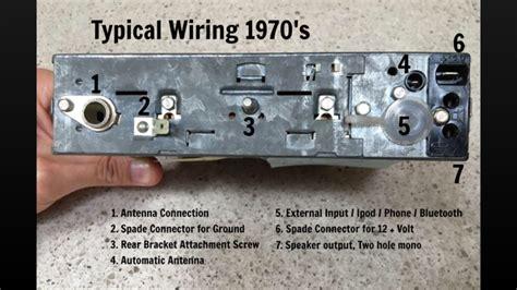 Vintage Blaupunkt Radio Wiring Diagram Electrical