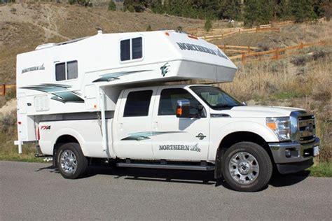Voyager Centre Northern Lite Truck Campers Kelowna