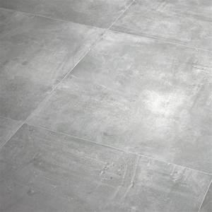 Carrelage Pas Cher : carrelage sol aspect b ton nice grigio 80x80 cm carrelage ~ Nature-et-papiers.com Idées de Décoration