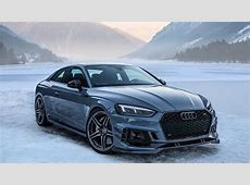 The ULTIMATE new RS5? 2018 AUDI RS5R 530hp690Nm
