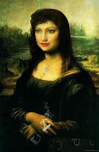 Funny Mona Lisa Pictures » Mona Lisa Fun