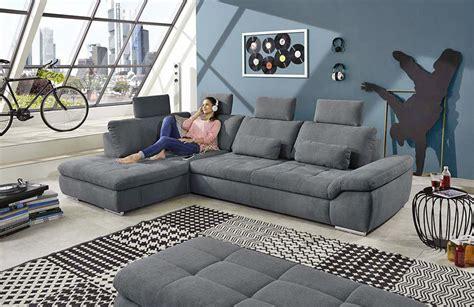 Sofa Farbe ändern by Megapol Ecksofa Grau Sofas Couches Kaufen