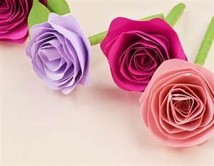 easy diy paper flower tutorial cards pockets design